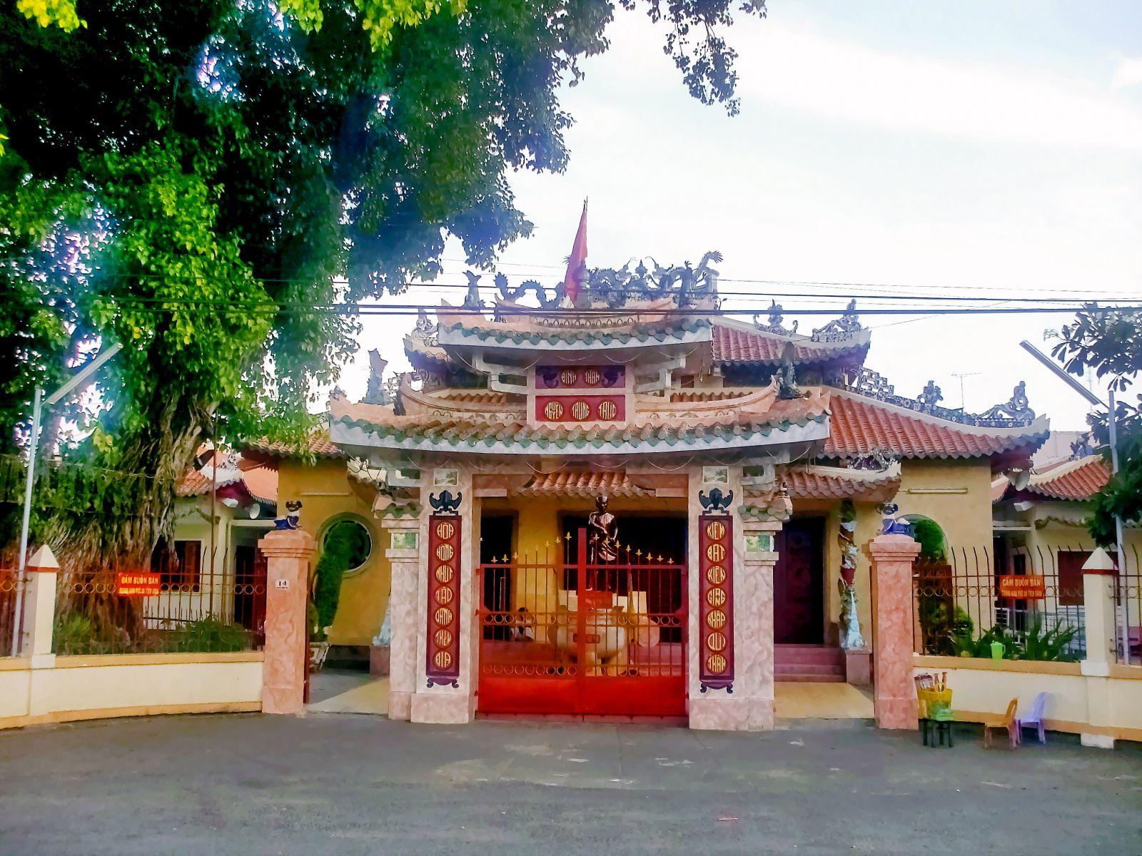 Đền thờ Nguyễn Trung Trực, Phú Quốc - iVIVU.com