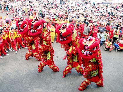 Top 5 lễ hội ở Vũng Tàu thu hút khách du lịch – lễ hội Dinh Cô.
