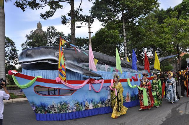 Top 5 lễ hội ở Vũng Tàu thu hút khách du lịch – lễ hội Đình Thắng Tam.