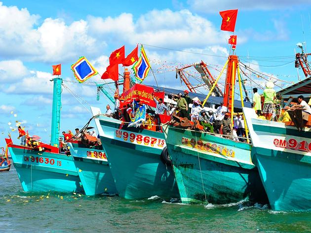 Top 5 lễ hội ở Vũng Tàu thu hút khách du lịch – lễ hội nghing Ông.